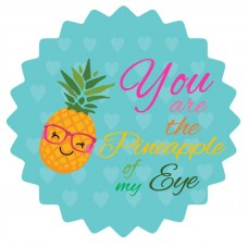 Pineapple of my eye